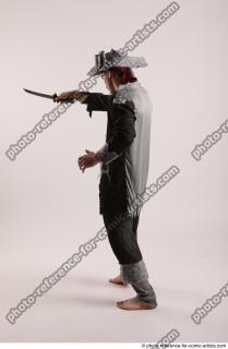 04 JACK DEAD PIRATE STANDING POSE WITH SWORD