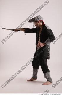 03 JACK DEAD PIRATE STANDING POSE WITH SWORD