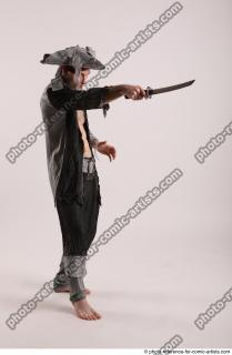 08 JACK DEAD PIRATE STANDING POSE WITH SWORD