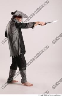 07 JACK DEAD PIRATE STANDING POSE WITH SWORD