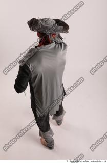 13 JACK DEAD PIRATE STANDING POSE WITH SWORD