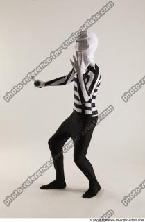 03 2019 01 JIRKA MORPHSUIT WITH KNIFE
