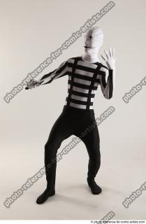 02 2019 01 JIRKA MORPHSUIT WITH KNIFE