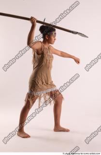 08 2019 01 ANISE STANDING POSE WITH SPEAR