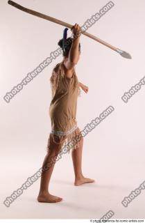 07 2019 01 ANISE STANDING POSE WITH SPEAR