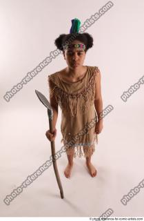 17 2019 01 ANISE STANDING POSE WITH SPEAR 2