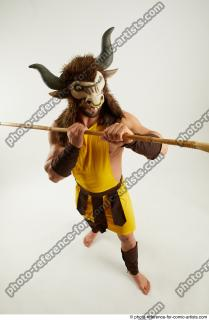25 2019 01 SIMON MINOTAUR WITH SPEAR 3