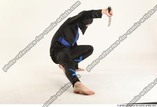2020 01 VLASTIMIL NINJA POSE WITH DAGGER (6)