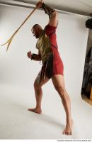 JACOB STANDING POSE WITH SPEAR 2 (12)